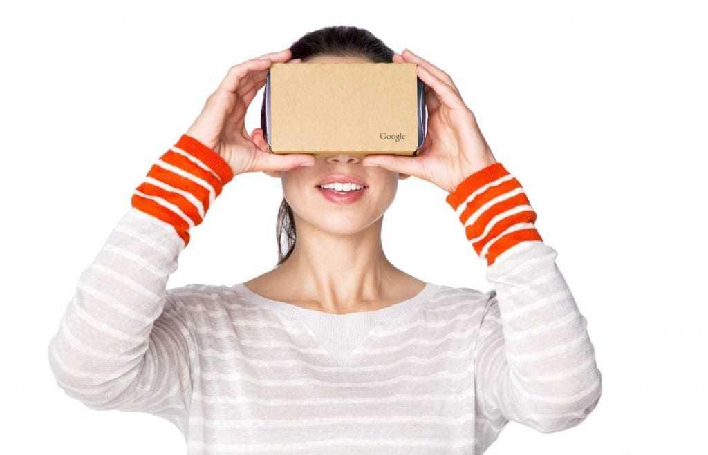 Cardboard VR