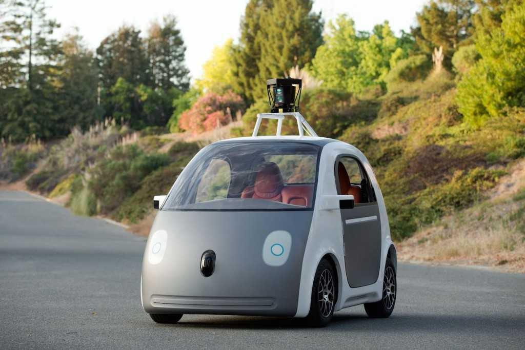 voiture autonome Google et Ford