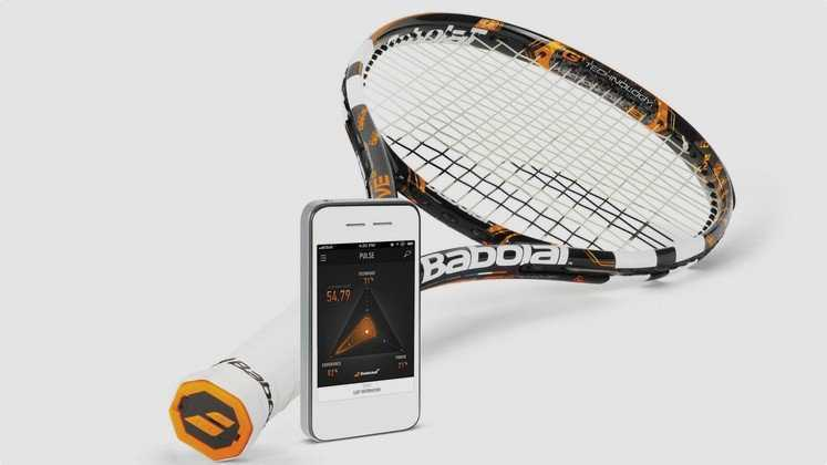 7 objets connect s pour analyser am liorer votre tennis. Black Bedroom Furniture Sets. Home Design Ideas
