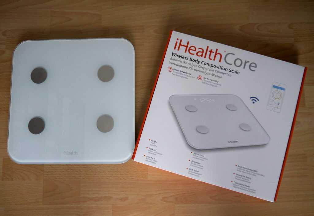 emballage balance iHealth