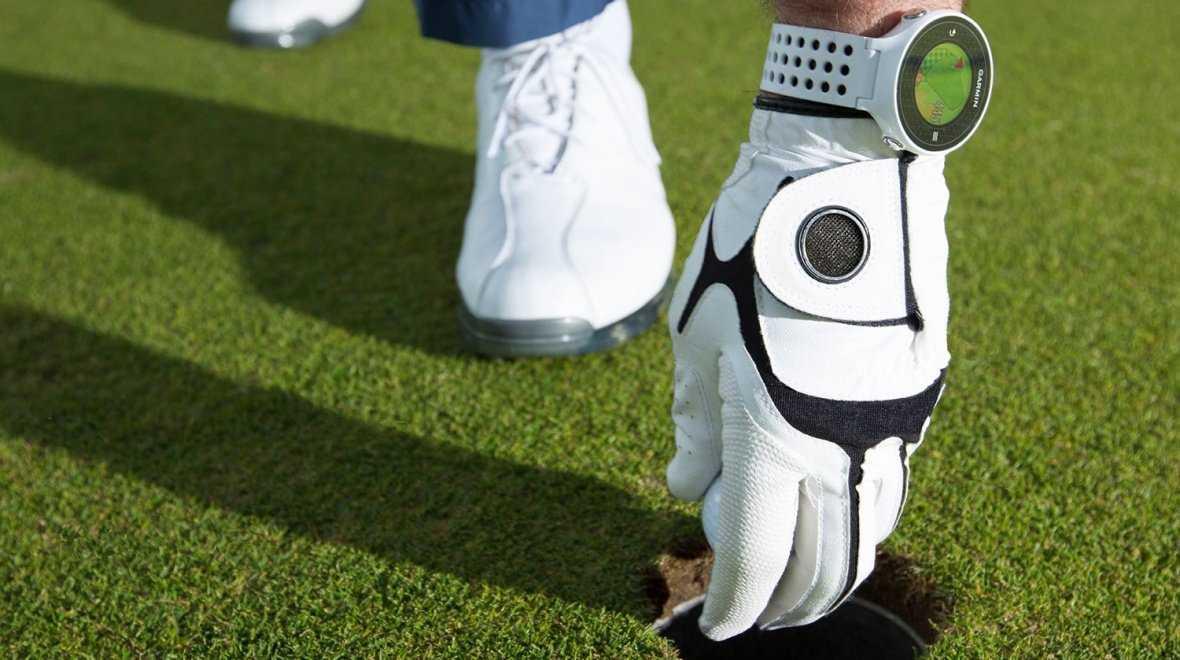 Objet connecté pour jouer au golf