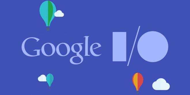 La conférence Google I/O 2016