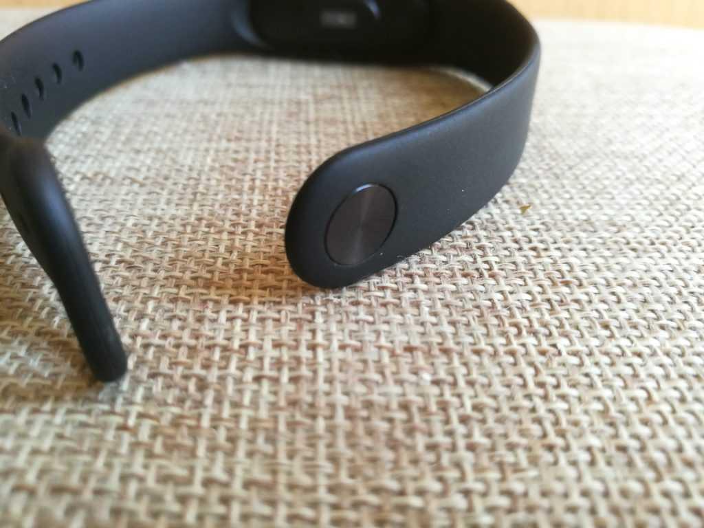 Bracelet du MiBand 2