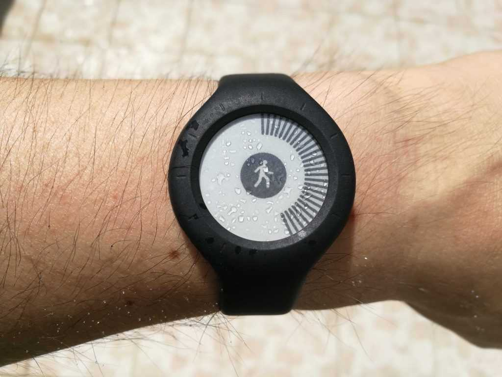 test du Withings Go