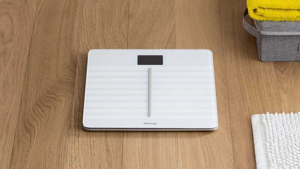 La balance connectée Withings Body