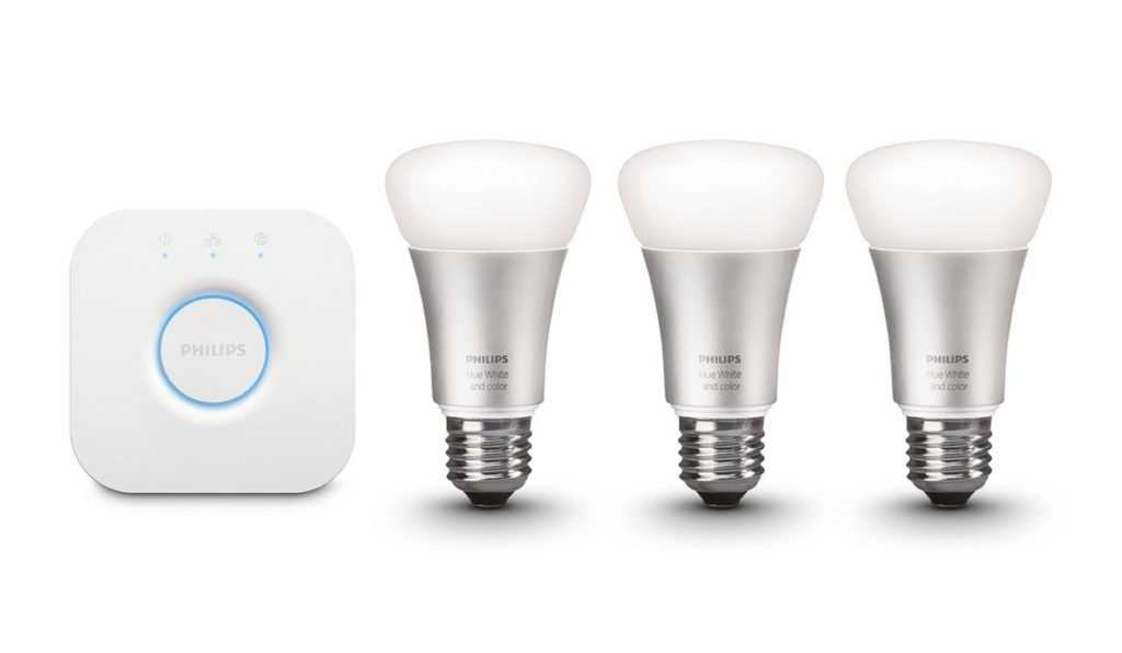 Ampoules Philips Hue