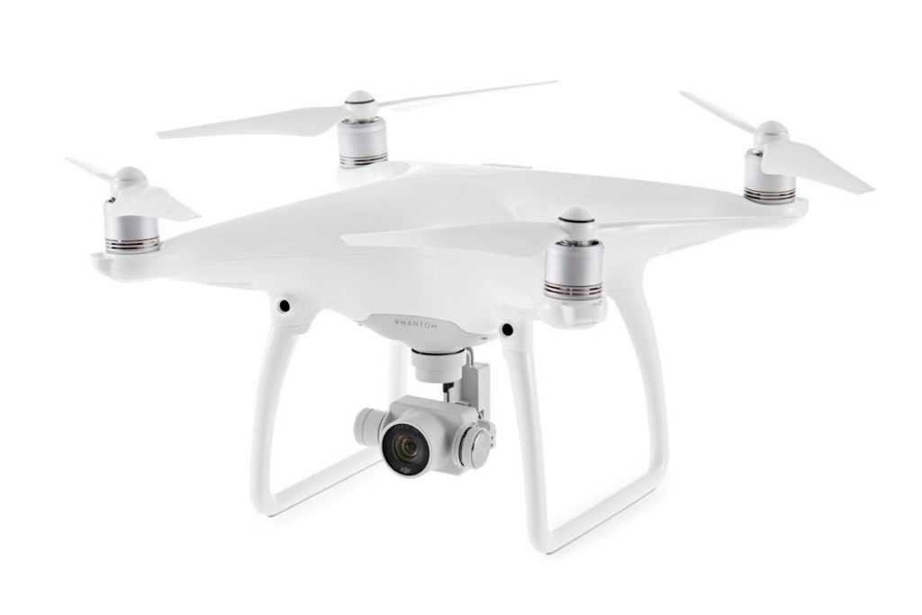Drone haut de gamme DJI Phantom 4