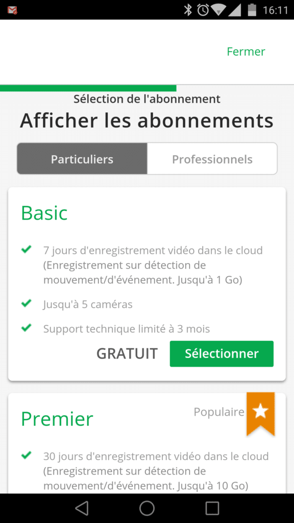 Netgear propose une offre Cloud très solide, même dans sa version gratuite.