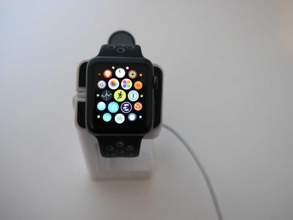 springboard Apple Watch Séries 2