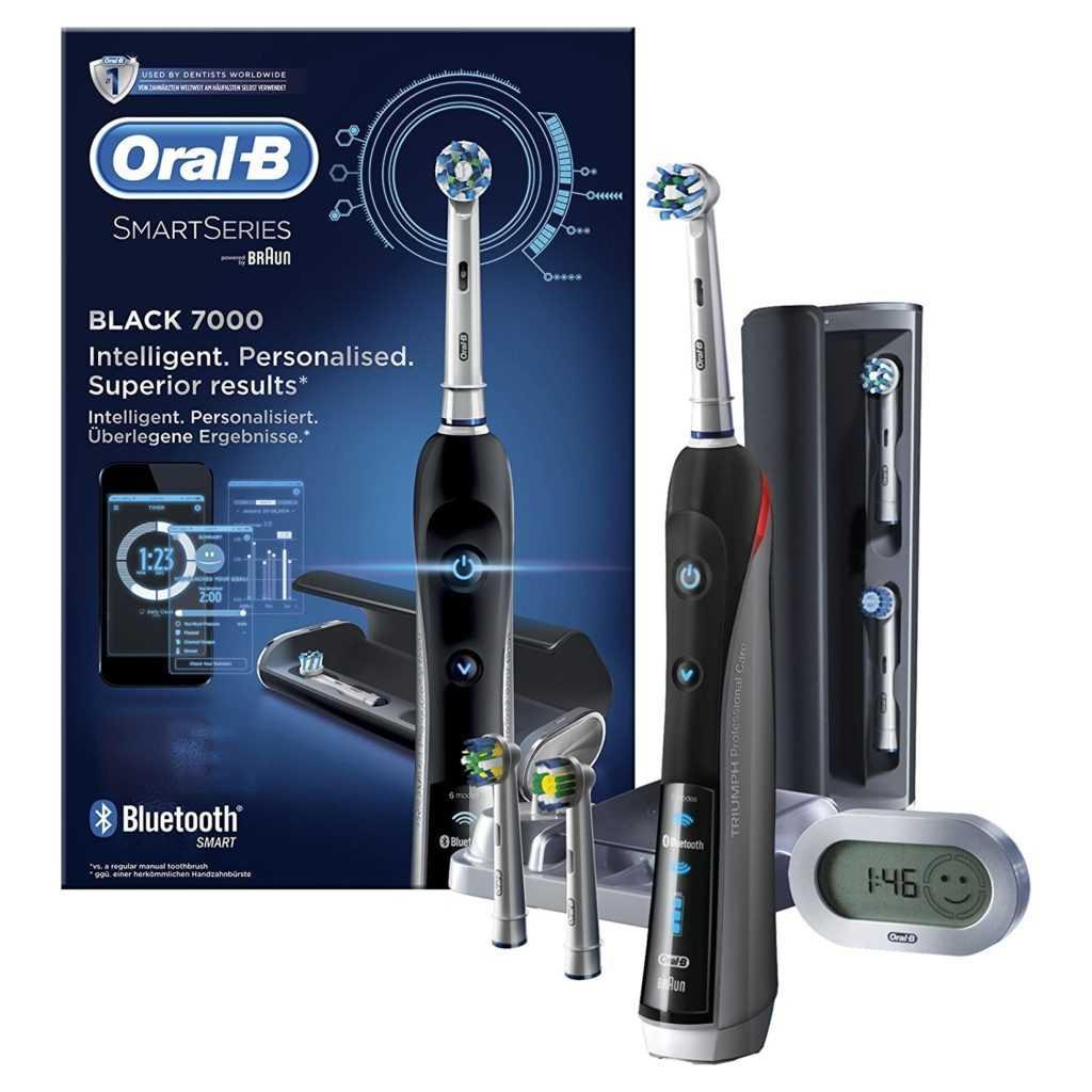 Brosse à dent connectée Oral-B