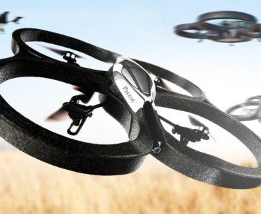 Drones civils : le point sur la législation en 2017 et pour le futur