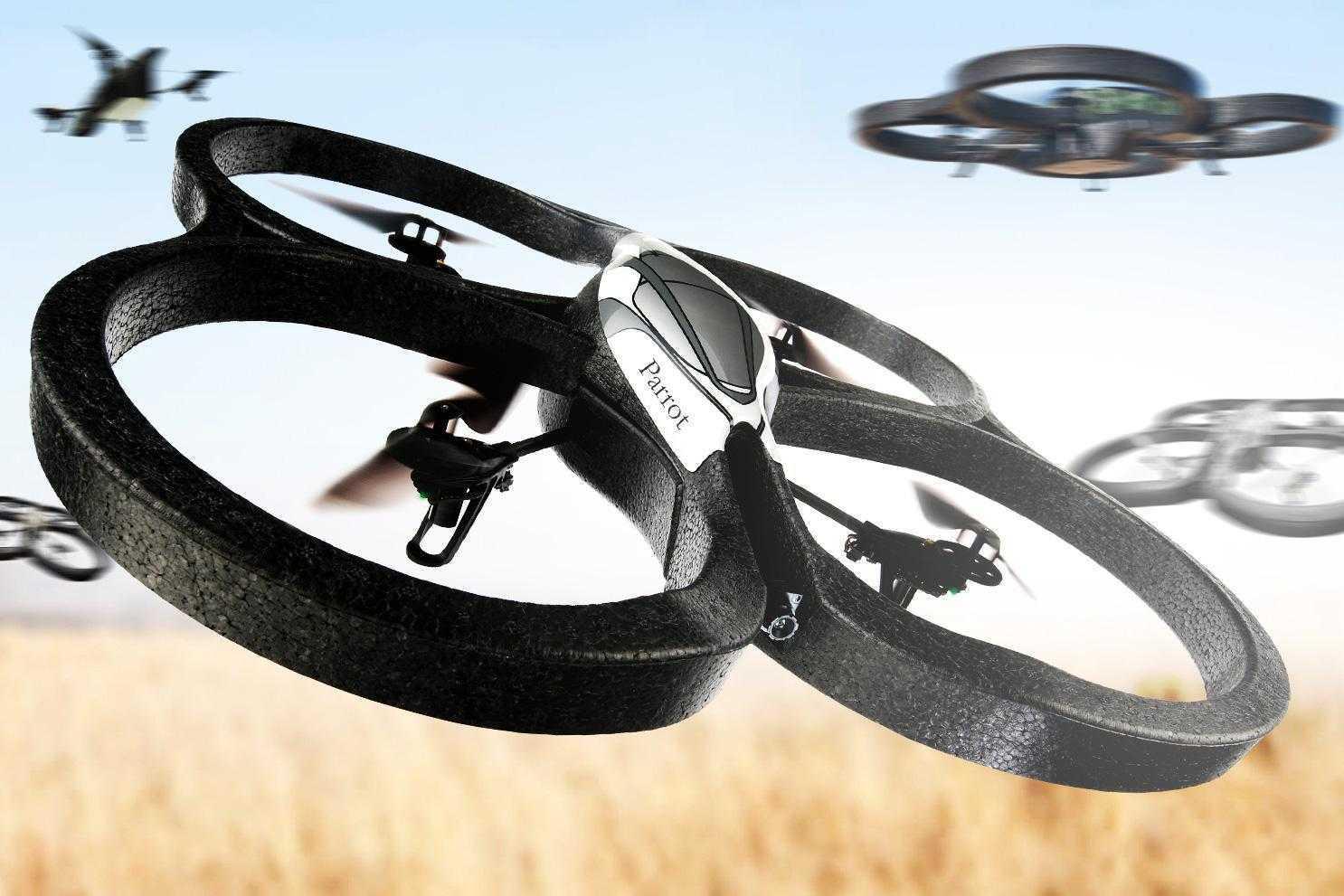 Législation des drones en 2018