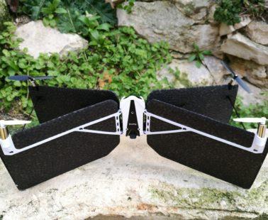 Parrot Swing : notre test du drone qui se transforme en avion