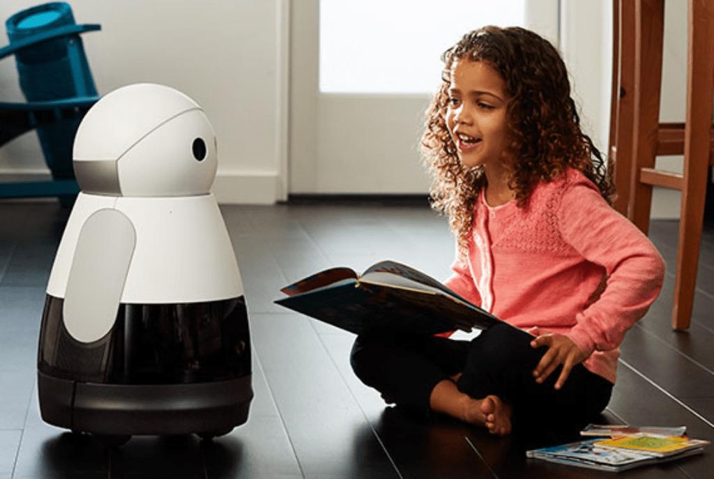 Robot connecté CES 2017