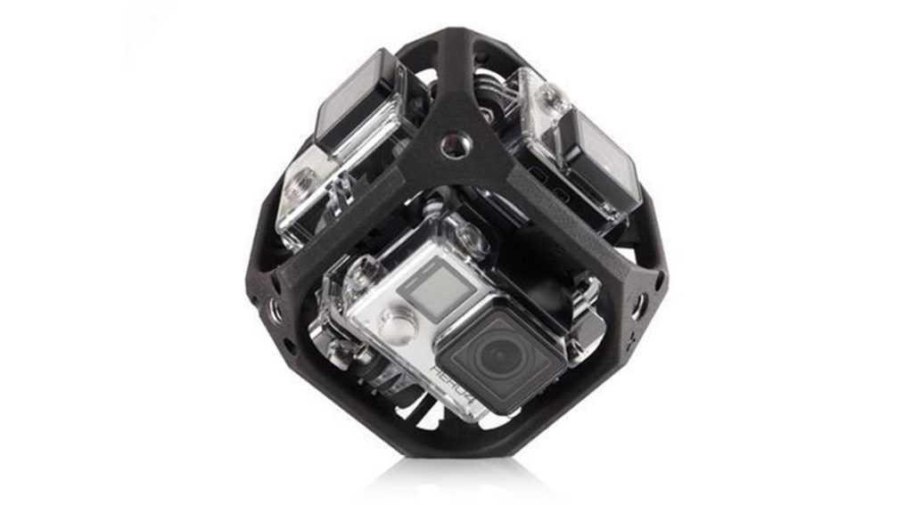 caméra 360 Gopro omni