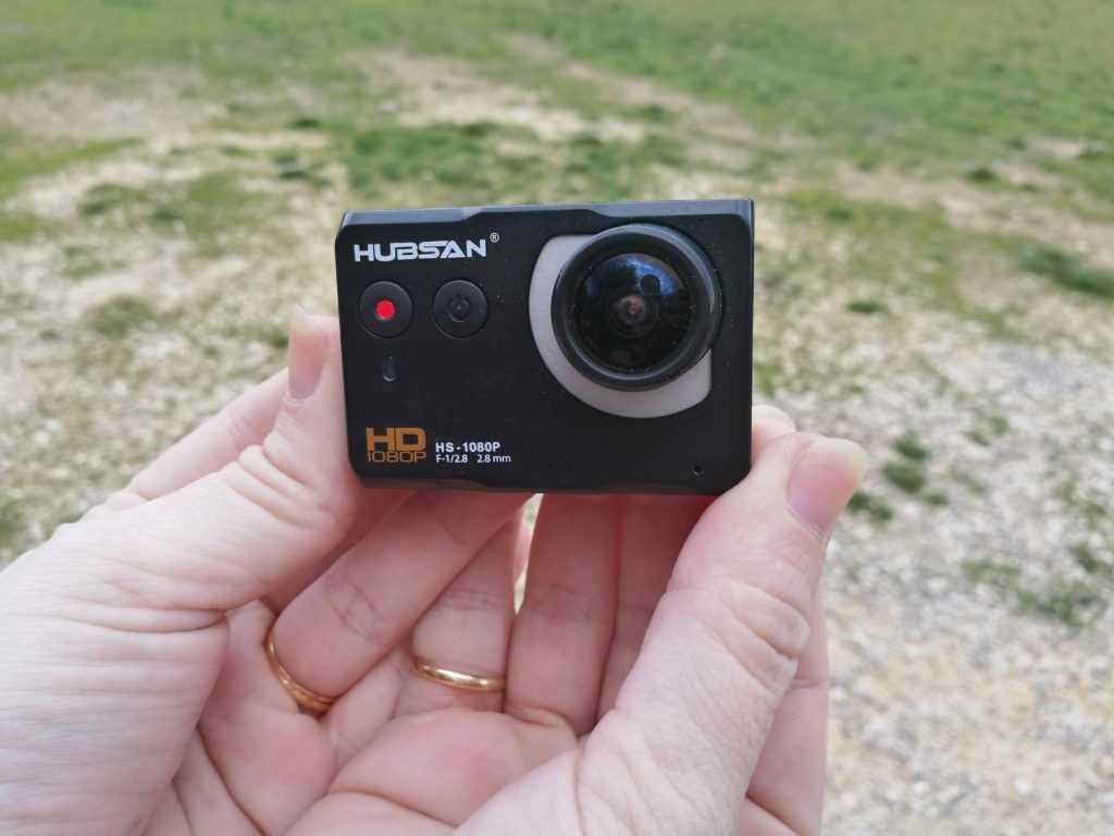 La caméra est fournie dans le pack, ce qui est toujours appréciable.
