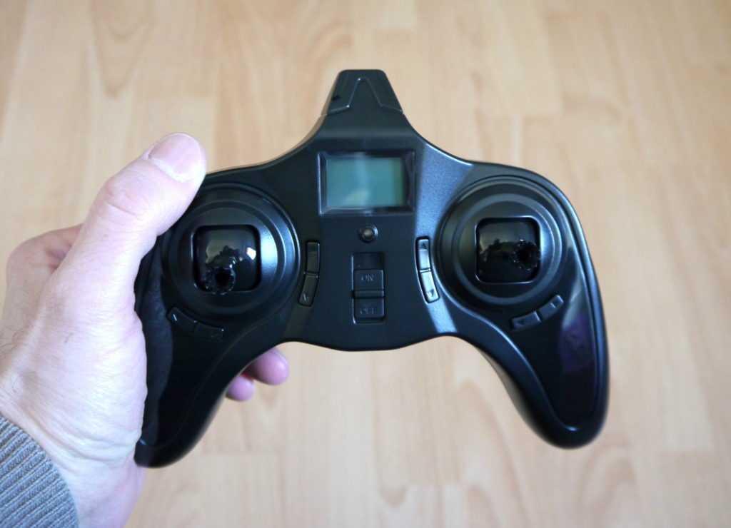 manette du drone hubsan x4
