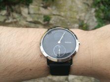 Withings Steel HR : notre test & avis sur la montre connectée sport