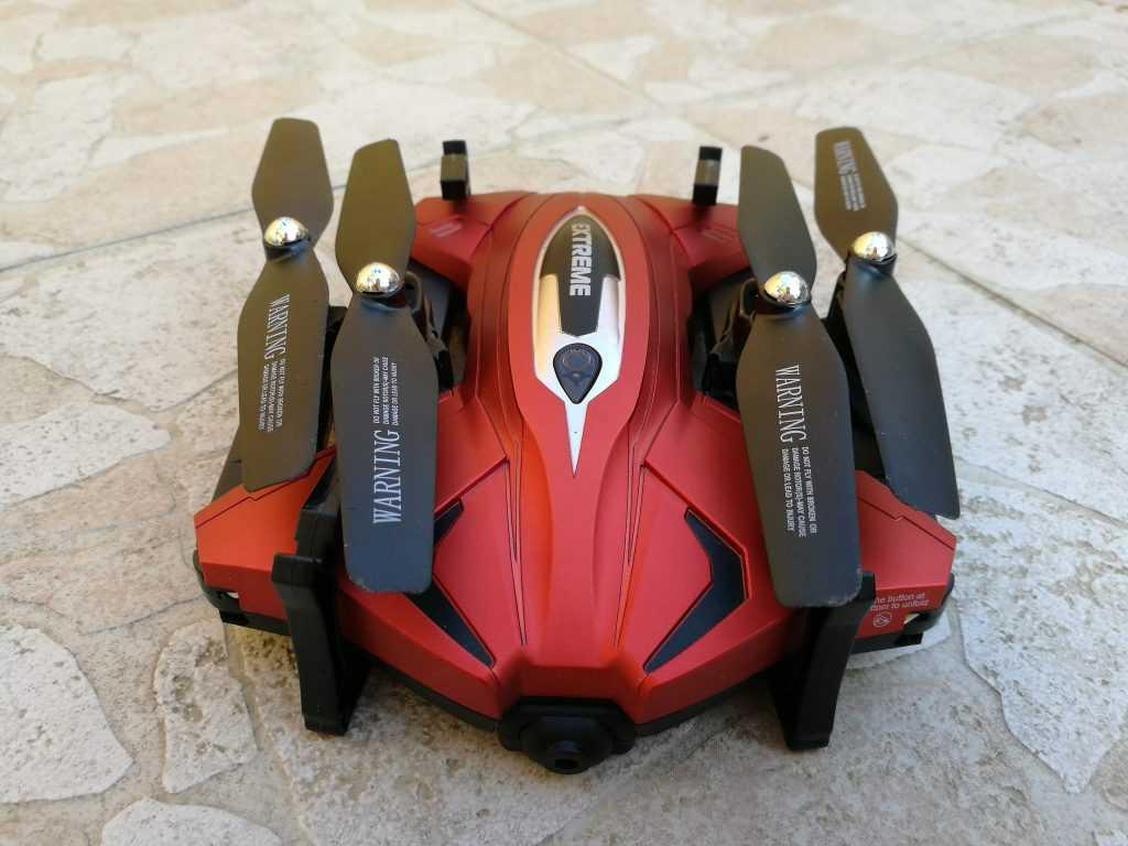 Bras pliables du drone TK110HW
