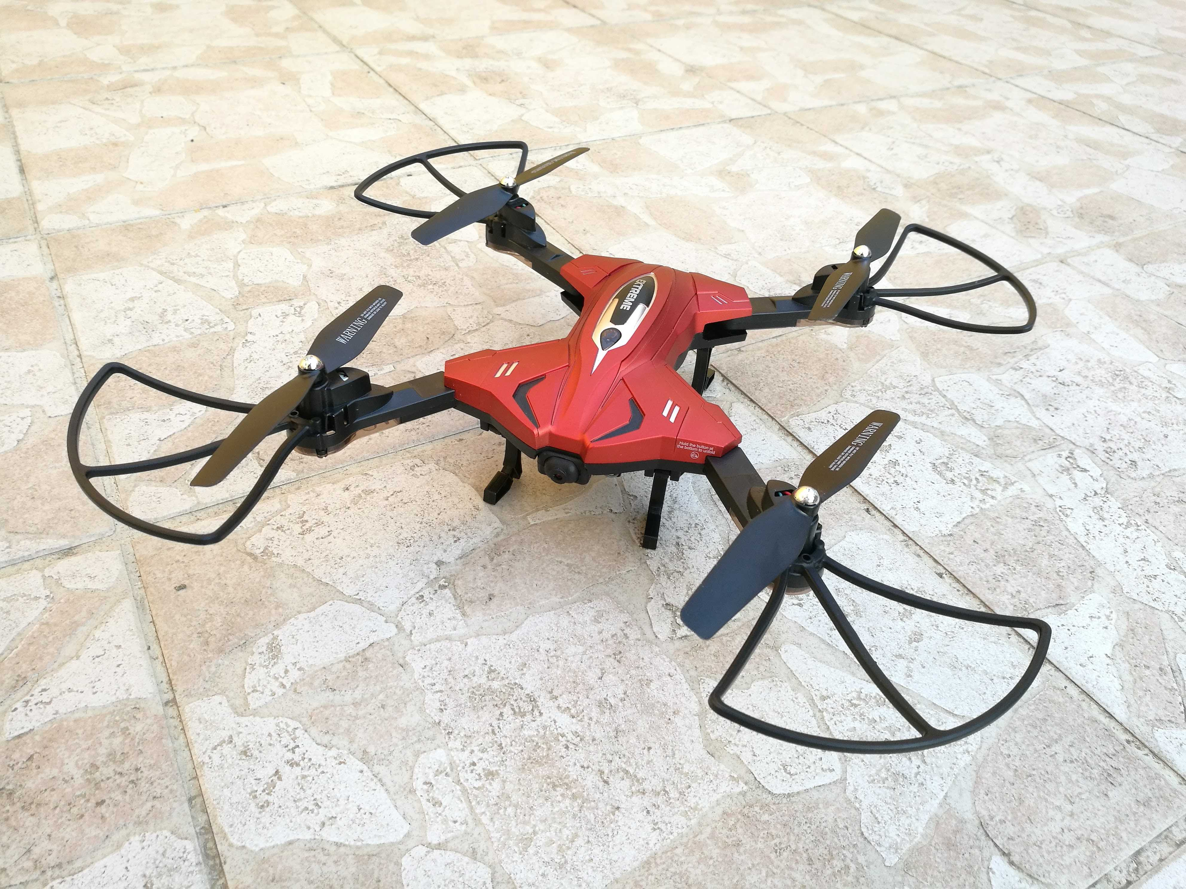 test du drone Skytech TK110HW
