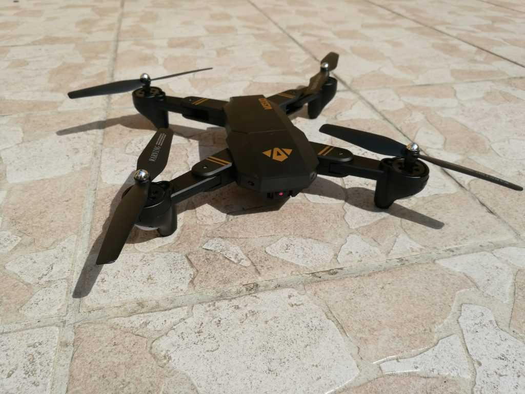 Caméra mini-drone XS809W