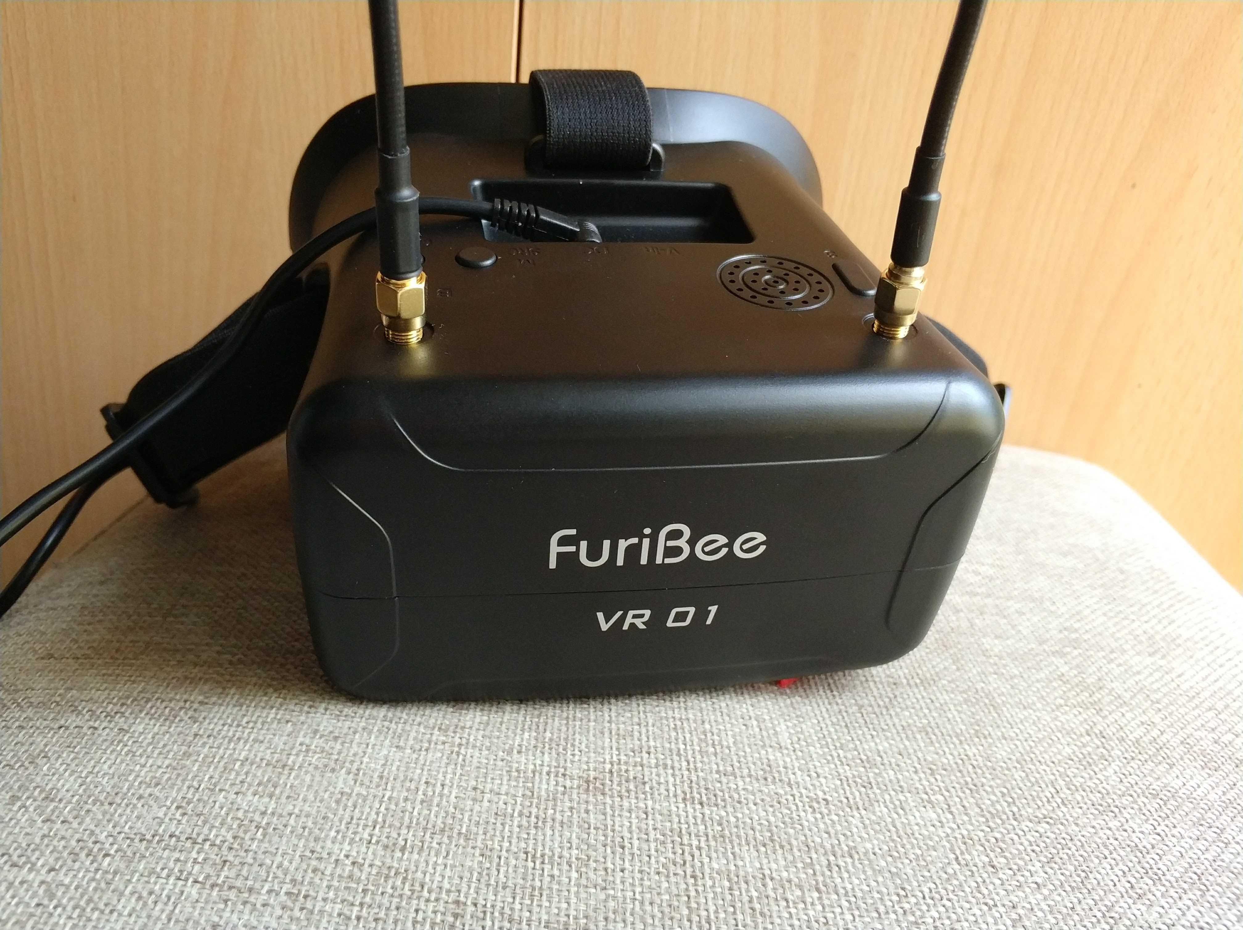 Masque drone FPV Furibee VR01