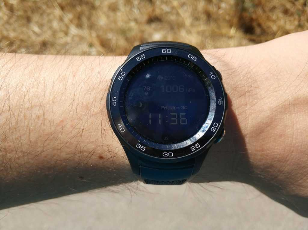 Ecran Huawei Watch 2