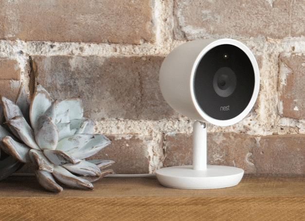Caméra connectée Nest Cam IQ