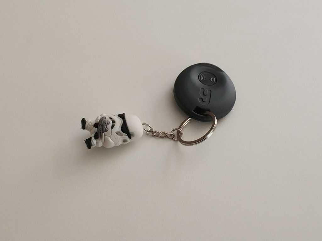 Le Yuzz.it est un porte-clé connecté original et unique sur le marché.