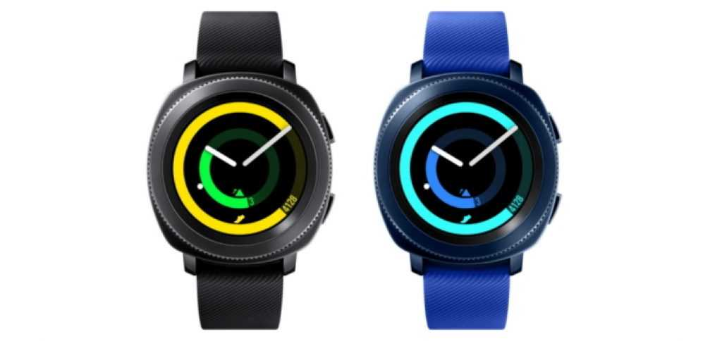 Montre connectée Samsung Gear Sport