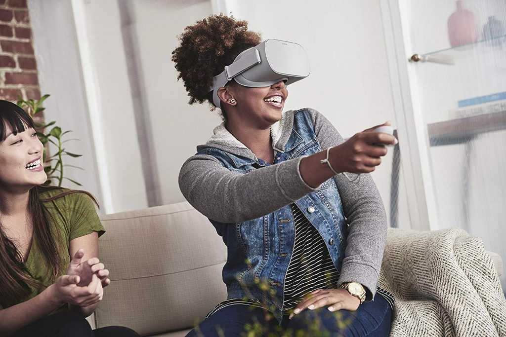 Casque VR autonomoe Oculus Go