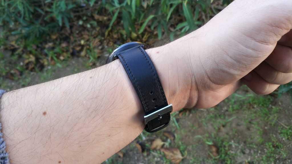 Boucle ardillon bracelet Noreve