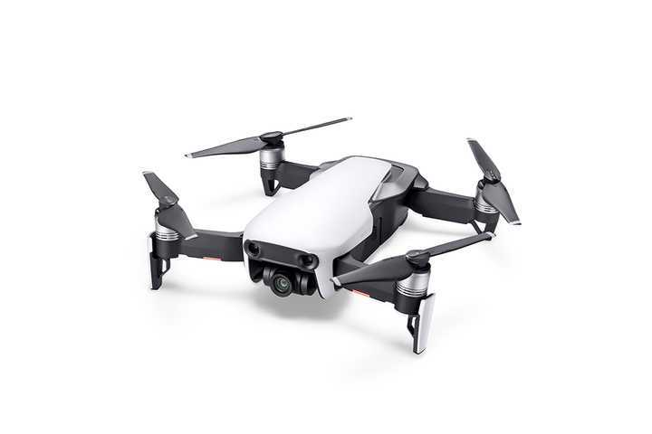 Vue globale DJI Mavic Air