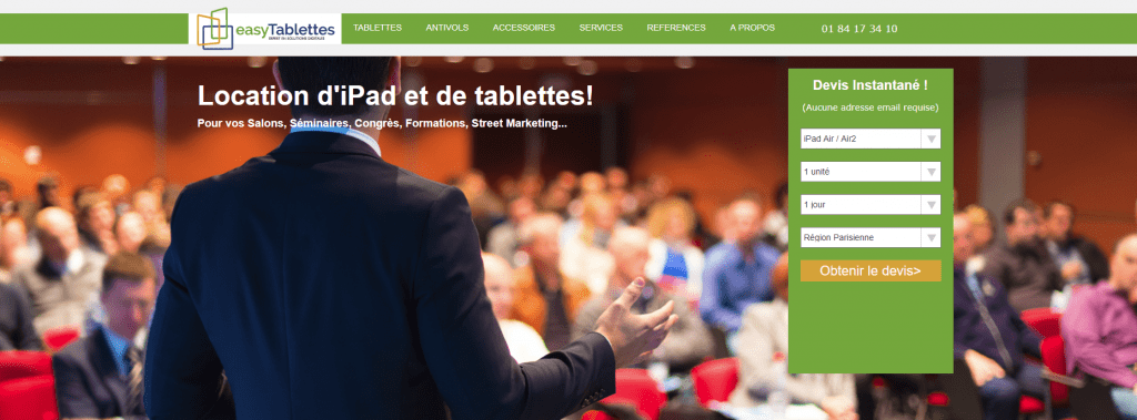 Location tablettes EasyTablettes