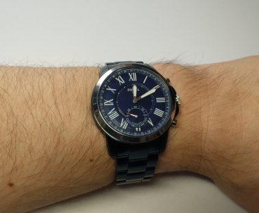 Fossil Q Grant : notre test de la montre connectée hybride