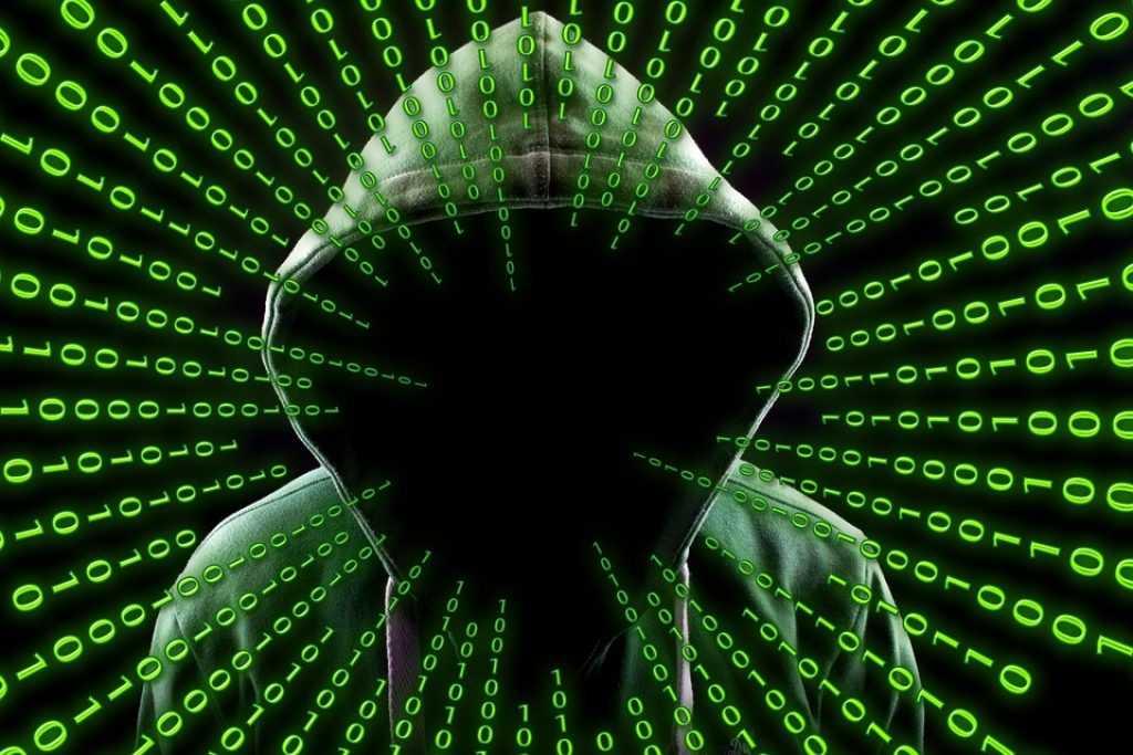 Hacker vol de données
