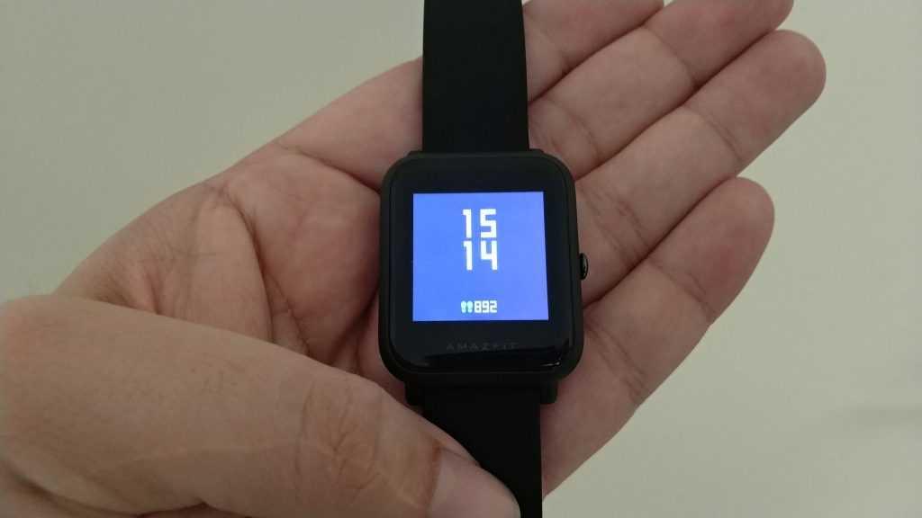 Eclairage écran Xiaomi Bip