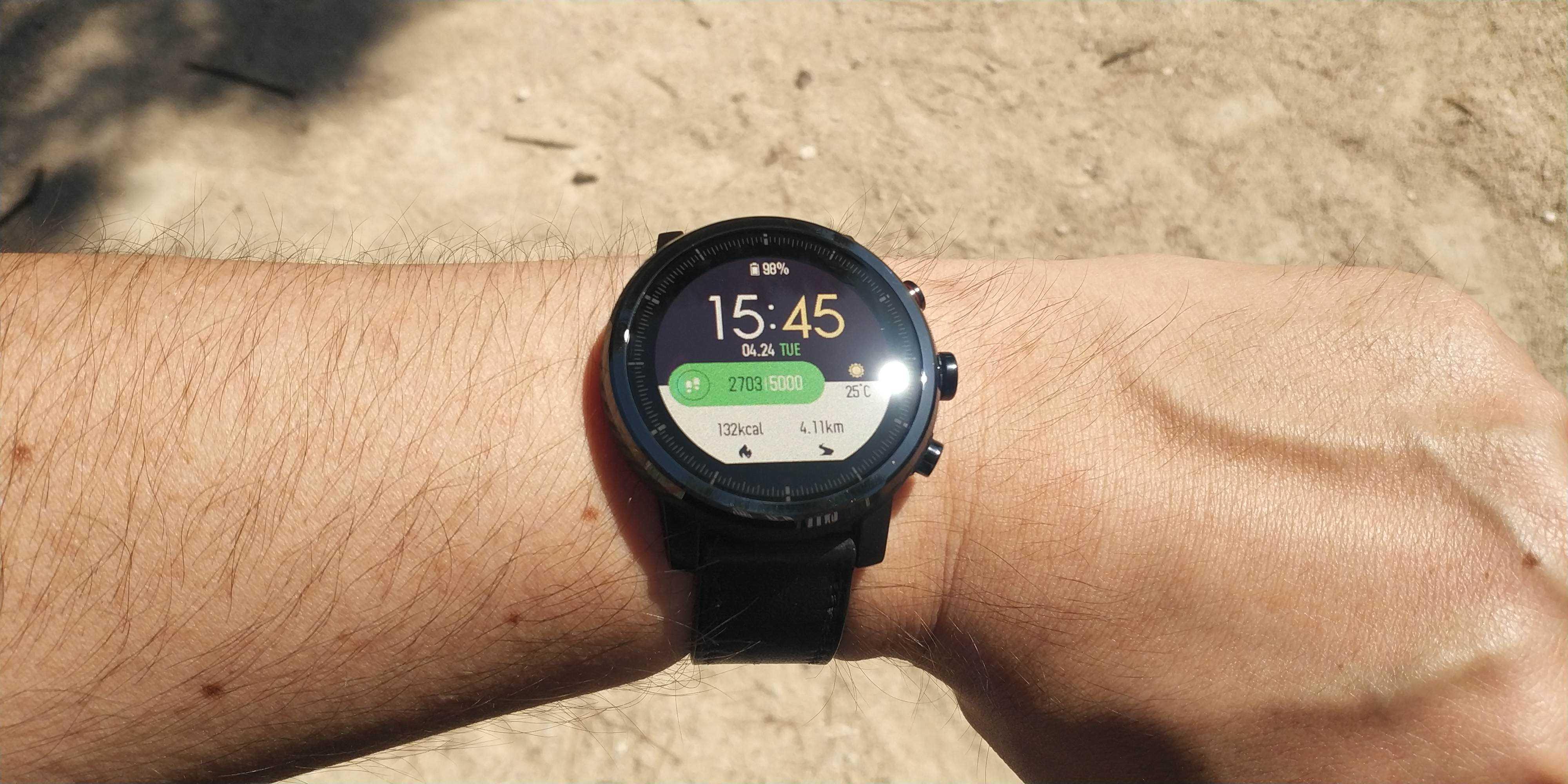 3c0d9b21713 Amazfit Stratos   notre test de la montre connectée haut de gamme de Xiaomi