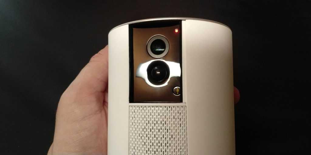 Capteur vidéo caméra Somfy