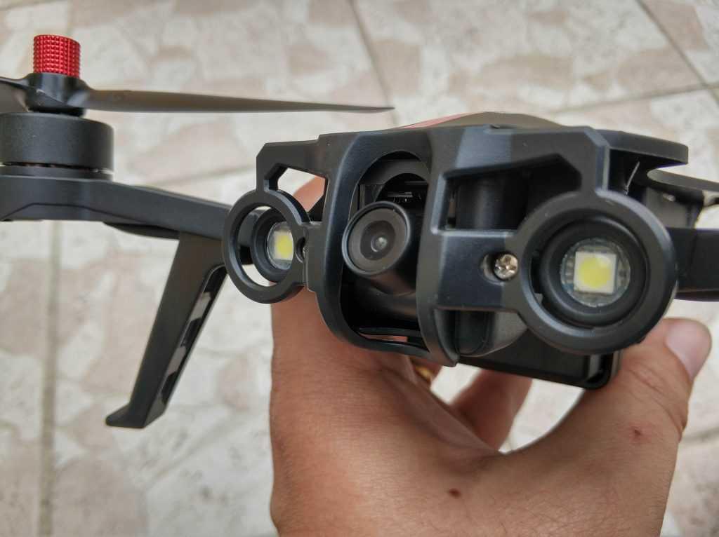 Caméra FPV drone PNJ