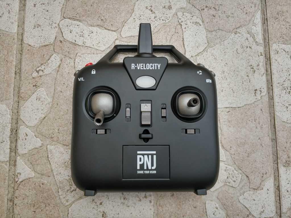 Radiocommande drone PNJ