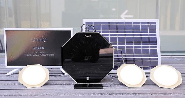 SOLARBOX centrale solaire