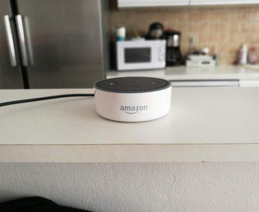 Amazon Echo Dot : notre test de l'enceinte connectée avec Alexa