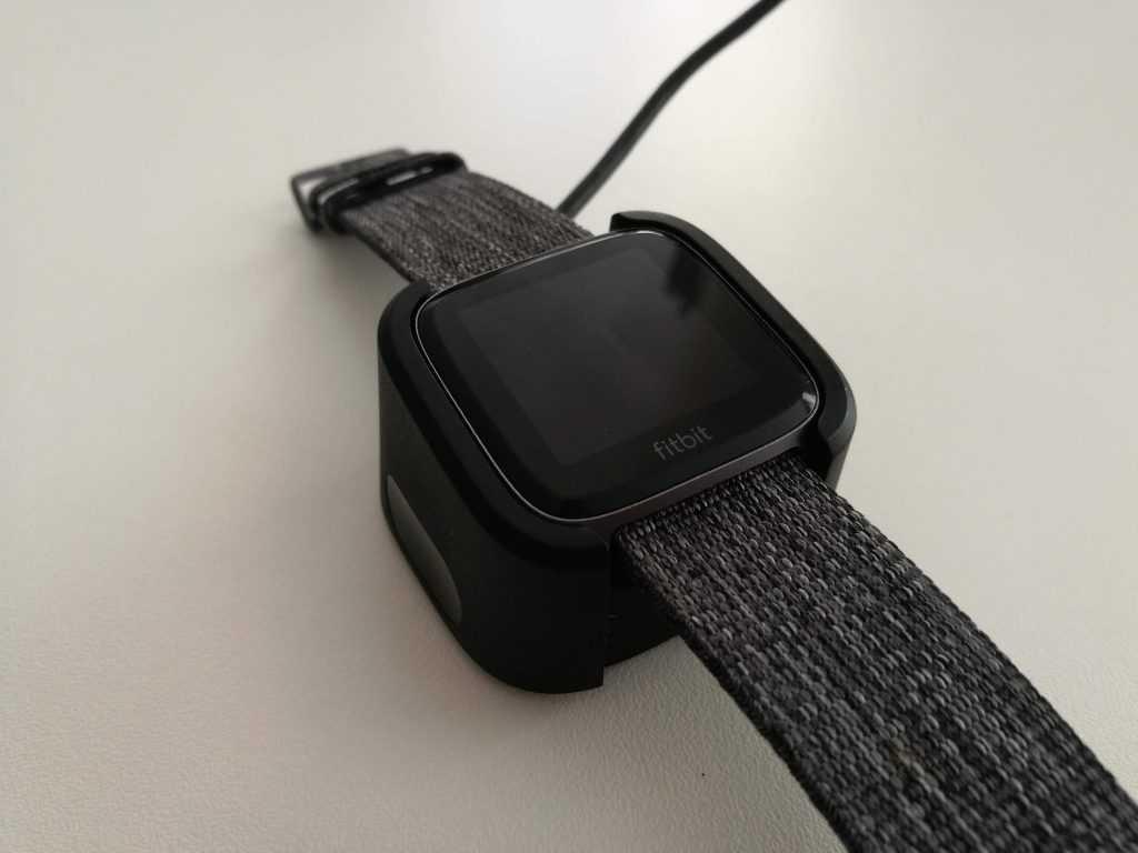 Dock recharge Fitbit Versa