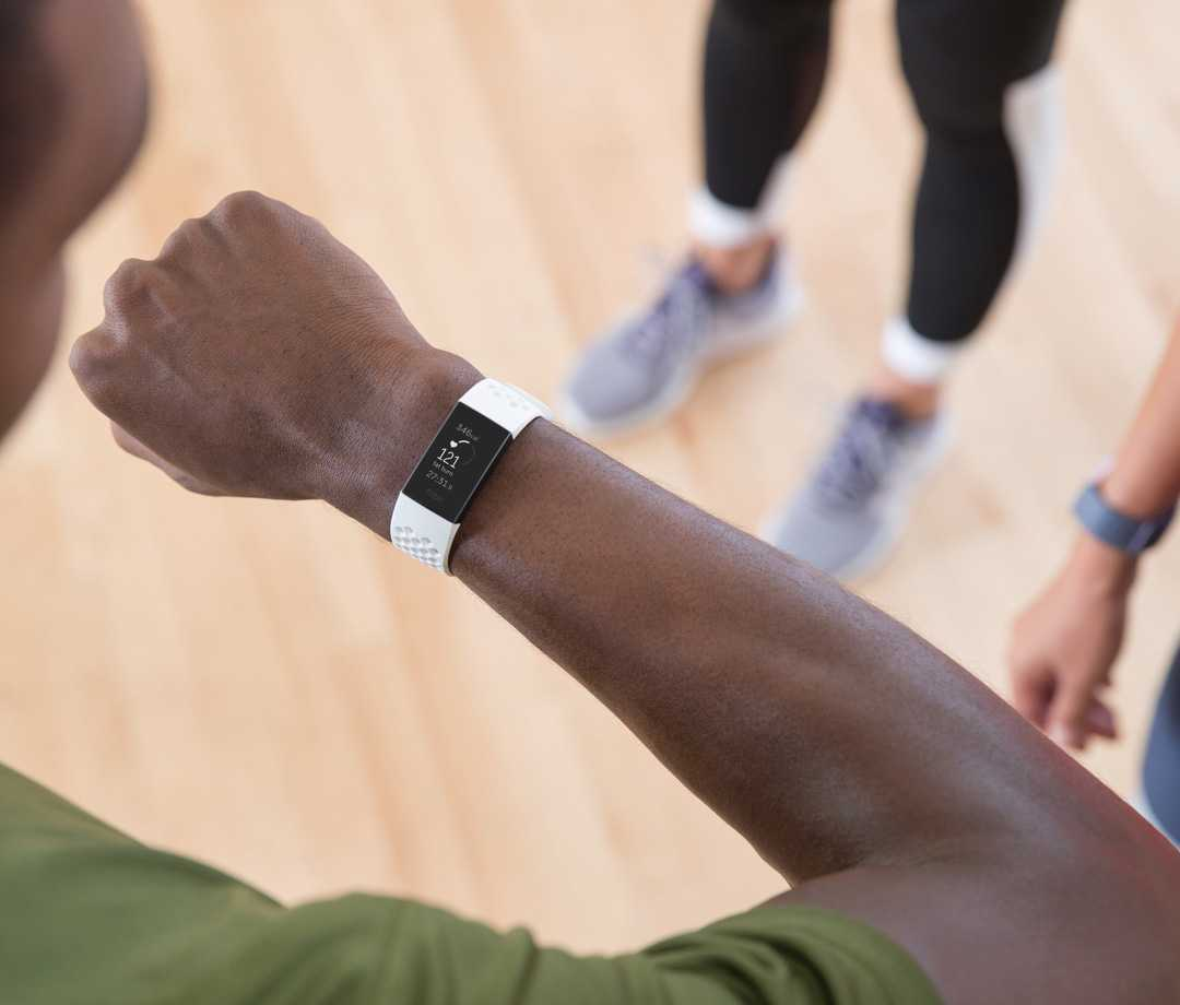 Bracelet Sport Fitbit Charge 3