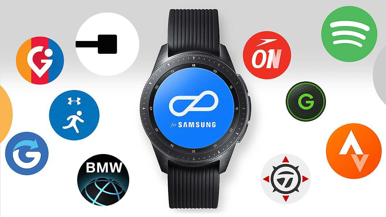 Galaxy Watch présentation
