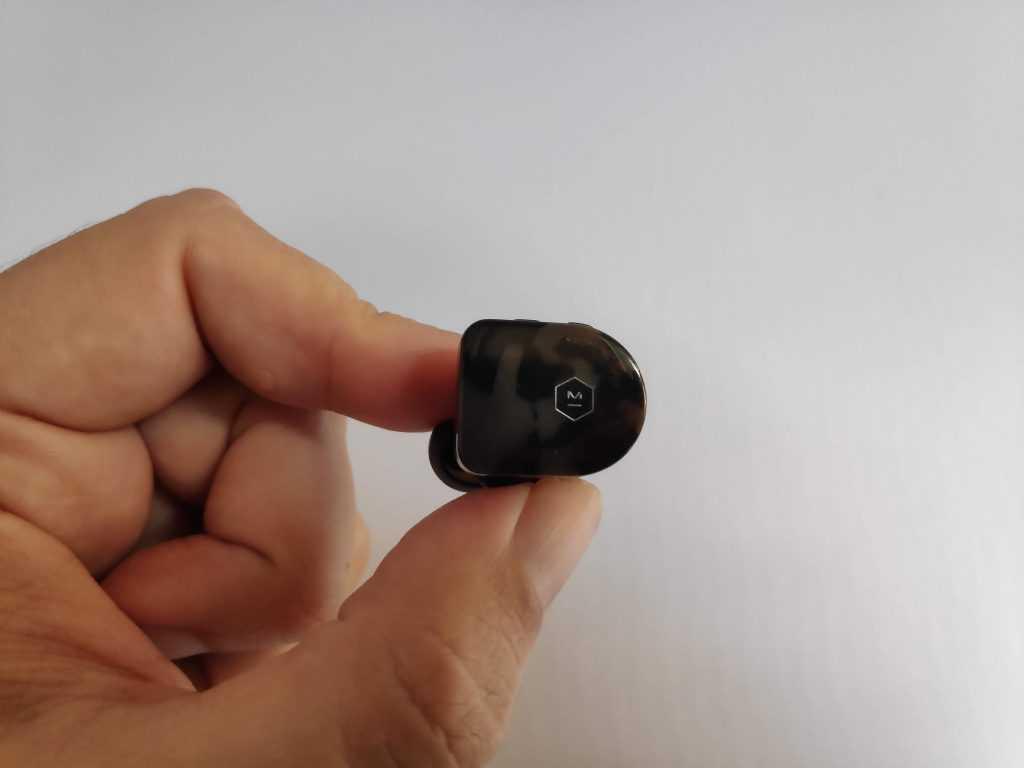 Taille écouteurs MW07