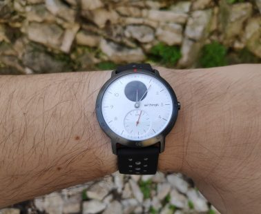 Withings Steel HR Sport : notre test de la montre connectée hybride