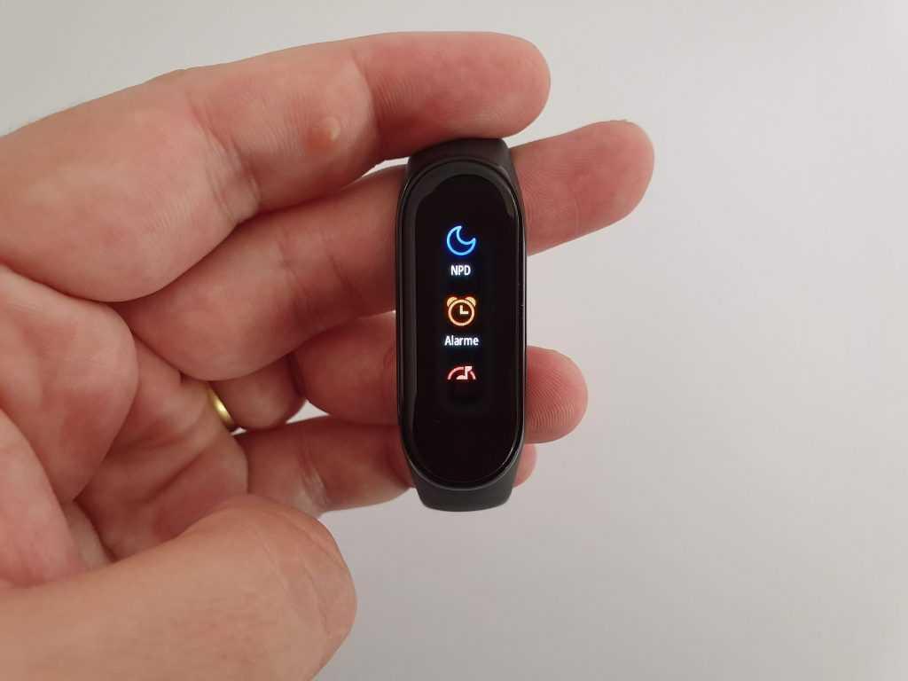 Bracelet connecté MiBand 4