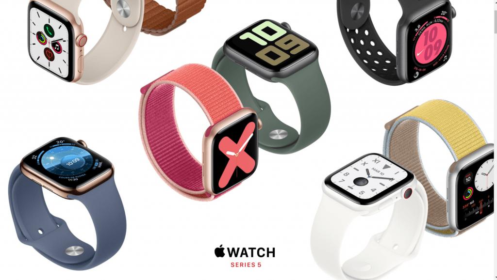 Apple Watche Series 5